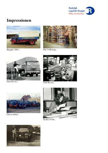 Impressionen - Rudolph Logistik Gruppe