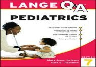 LANGE Q A Pediatrics, Seventh Edition