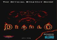 Diablo: The Official Strategy Guide (Secrets of the Games)