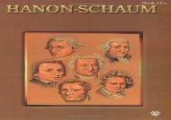 Hanon-Schaum, Bk 1 (Schaum Master Composer)