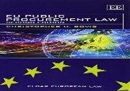 EU Public Procurement Law (Elgar European Law) (Elgar European Law Series)