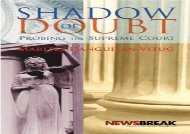 Shadow Of Doubt: Probing The Supreme Court
