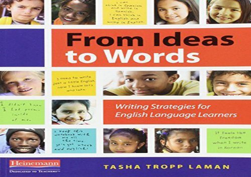 From Ideas to Words: Writing Strategies for English Language