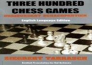 Three Hundred Chess Games