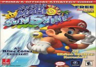Super Mario Sunshine: Official Strategy Guide (Prima s Official Strategy Guides)