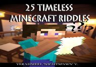 25 Timeless Minecraft Riddles