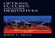 Options, Futures, and Other Derivatives [With CDROM]