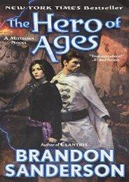 The Hero of Ages: Book Three of Mistborn (Brandon Sanderson)