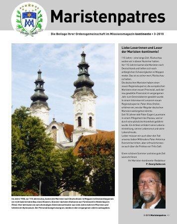 """""""ältesten"""" Bewohner des Pflegeheims St. Benedikt in ... - kontinente"""