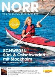 SCHWEDEN Süd- & Ostschweden mit Stockholm Die 10 ... - NORR