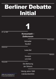Berliner Debatte Initial 20 - Institut für Informatik