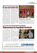 Y - Turnverein Cloppenburg eV - TV Cloppenburg - Page 7