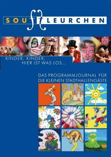 Souffleurchen 2012/13 - Tuttlinger Hallen