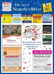 Ausgabe 08 vom 21.12.2010 - Die neue NordSüdWest