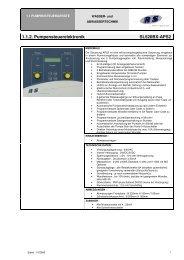 1.1.2. Pumpensteuerelektronik SL520BX-APS2 - R+S Group Home