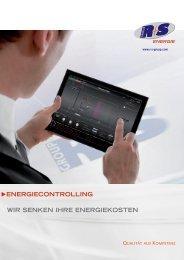 energiecontrolling wir senken ihre energiekosten - R+S Group Home
