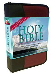 2 Complete King James Version Audio Bibles-62 Discs- Alexander Scourby Narrates all 66 Books of the King James Version Audio Bible on 2 MP3 Discs ... Complete Old and New Testaments on 60 CDs (the Holy Spirit)