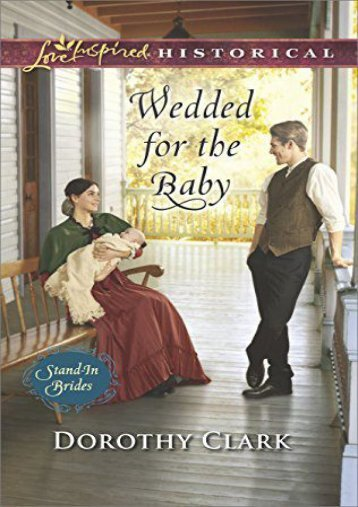 Wedded for the Baby (Stand-In Brides) (Dorothy Clark)