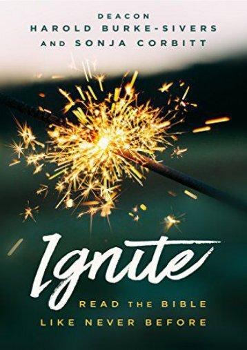 Ignite: Read the Bible Like Never Before (Sonja Corbitt)