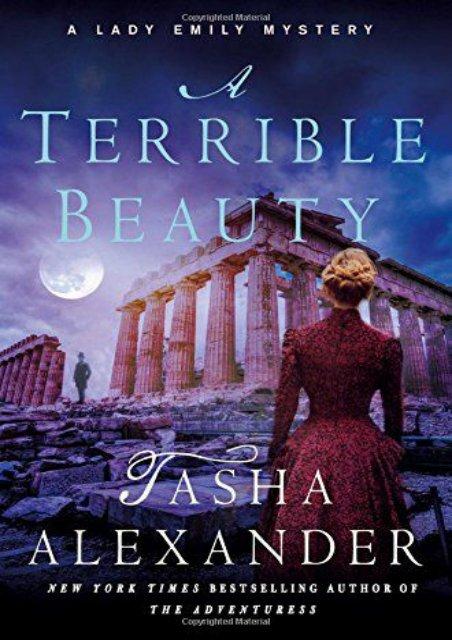 A Terrible Beauty: A Lady Emily Mystery (Lady Emily Mysteries) (Tasha Alexander)