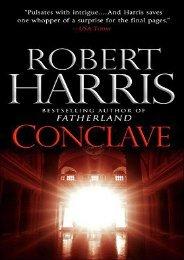 Conclave: A novel (Robert Harris)