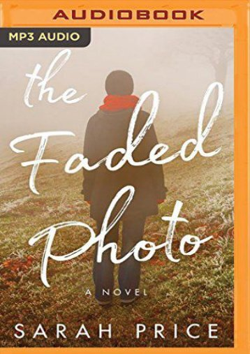 The Faded Photo (Sarah Price)