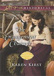 The Engagement Charade (Smoky Mountain Matches) (Karen Kirst)
