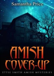 Amish Cover-Up (Ettie Smith Amish Mysteries) (Volume 13) (Samantha Price)