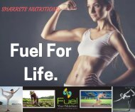 Eat Right, be Bright – Natural and Organic Supplements