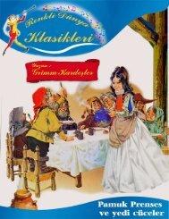 Renkli Dünya Klasikleri - Pamuk Prenses