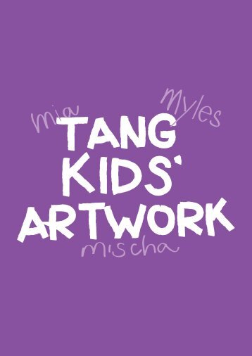 Tang Kids' Artwork
