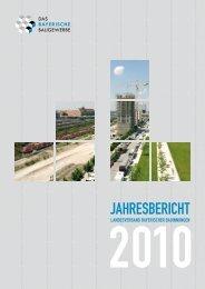 Jahresbericht des LBB 2010 - Fliesen-, Platten