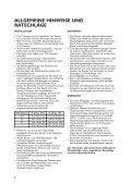 KitchenAid CFS 801/1 S - CFS 801/1 S DE (853965811010) Istruzioni per l'Uso - Page 3