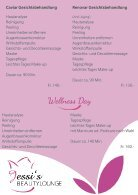 Treatment Jessi's Beautylounge - Seite 2