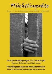 Rundbrief komplett als PDF - Flüchtlingsrat Baden-Württemberg eV