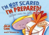 I m Not Scared... I m Prepared!: Because I Know All about Alice