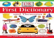 DK First Dictionary: And Thesaurus