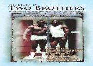 The Story of Two Brothers: Alexander   Andrew Stewart Former NFL Pro Football Players