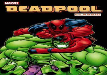 Deadpool Classic Volume 2 TPB