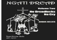 No Dreadlocks No Cry: Volume 2 (Ngati Dread)