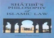 Shatibi s Philosophy of Islamic Law