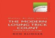 The Modern Losing Trick Count (MASTER BRIDGE)