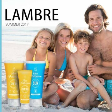 Lambre - summer catalogue (x76 pages) 20.5x20.5 FINAL