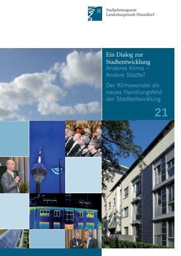 Ein Dialog zur Stadtentwicklung - Düsseldorf
