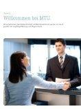 Schulungsprogramm 2010 - MTU Shop - Seite 6