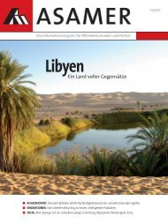 Libyen - Asamer