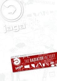JAGA MOST WANTED RADIATORS € 2012.DE - Klimaconnect