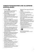 KitchenAid Indiana A - Indiana A DE (857534112060) Istruzioni per l'Uso - Page 3