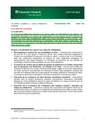 Suite - Manulife Financial