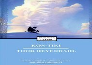 Kon-Tiki: Across the Pacific in a Raft (Thor Heyerdahl)